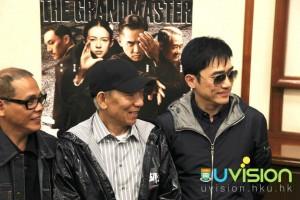 Tony Leung Chiu Wai, Yuen Woo Ping and Lau Ka Yung