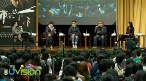 Tony Leung Chiu Wai, Yuen Woo Ping and Lau Ka Yung 2