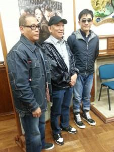 Tony Leung Chiu Wai, Yuen Woo Ping and Lau Ka Yung 6