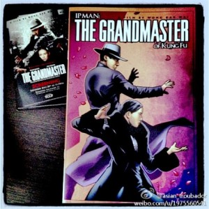 grandmaster comic
